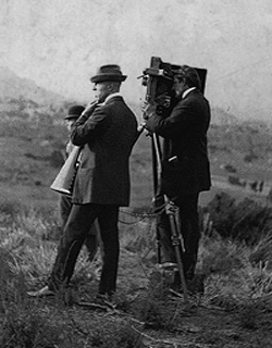 D. W. GRIFFITH FILMING IN CALIFORNIA